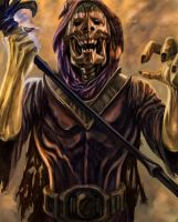Skeletor by MonsterSaw