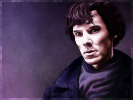 Sherlock by swisidniak