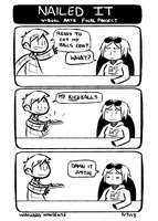 Riceball Nonsense by WaywardDoodles