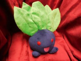 Oddish plush  by SuperKawaiiStudios