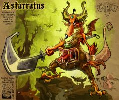Astarratus by Garvals