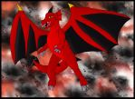 -PC-  Hell fire  by wolfcub