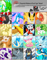Fave Pokemon Types- Meme by Cryptic-Alchemist