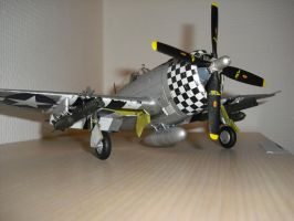 P-47D Finished 2 by SindreAHN