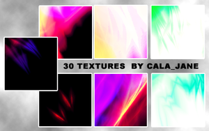 30 Textures by calajane