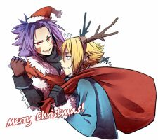 Merry Christmas! by Nerior