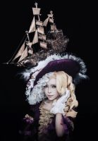 Marie Antoinette I by chinhy-sou