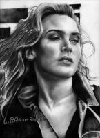 Kate Winslet by michimao