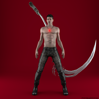 :: DANTE THE DEMON KILLER :: by VincentXyooj