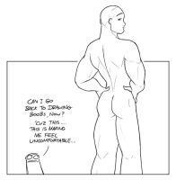 MAN ASS by jollyjack