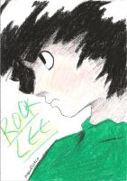 Rock Lee in Pastel by Elastaronicuted
