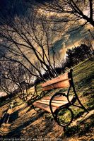 Bench HDR by ScorpionEntity
