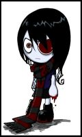 Emo Vampire - Colored by xxpunkedprincessxx