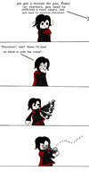 RWBY comic by MayeurDonz