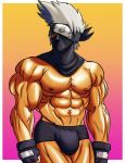 Giant Kakashi by imuscle