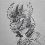 Drawing Challenge Day(3/7/15) 235: Markidragon by hayy1