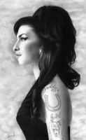 Amy Winehouse by Pat-Purcell
