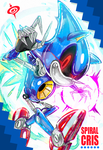 METAL MOVE by SPIRALCRIS