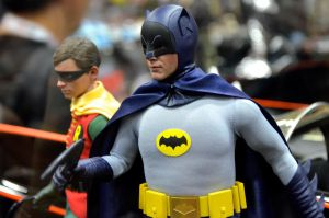 Adam West and Burt Ward: Hot Toys seen at SDCC by FloresFabrications