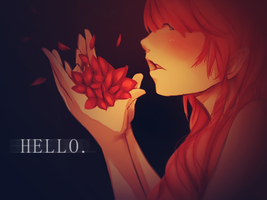 Hello. by cros-s