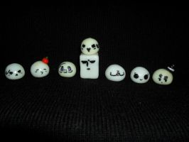 My mochis so far (8) by Volverinka