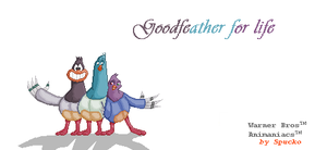 Goodfeather For Life by spucko
