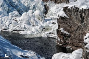 Grand Falls Dam in the winter (3) by imonline