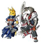 Aeros and Darius by 7THeaven