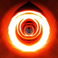 Fiery Circle by ChibiMai