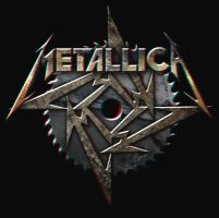 Metallica Saw blade 3-D conversion by MVRamsey