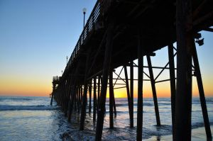 Oceanside pier by ShannonCPhotography