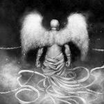 Angel Inarcerated by TheMeridianOfInanity