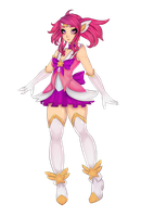 Star Guardian Lux by EverBlueFae