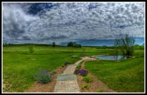 Gills Pier Winery HDR by Moosejaw