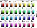 The Divisor Color Palette Set by HarvettFox96