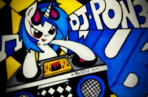 DJ-PON3 by Kaboderp-sketchy