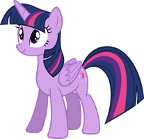 Alicorn Twilight by Racefox