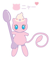 Sweet Mew for FB Friend ::GIFT:: by Itachi-Roxas