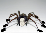 CLAUDE THE TAP DANCING SPIDER by Kawaii-Jen-Chan