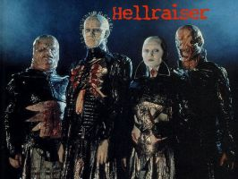 Hellraiser by andresluis