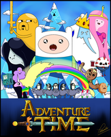 Adventure Time: The Fellowship of the Ring by JohanJ99