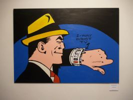 CALLING DICK TRACY by DESPOP