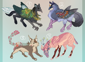 Sirox Collab Adopts [Open!] -PRICES REDUCED- $10 by Saycha