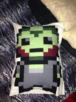 Thane Pillow by Viverra1