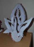 3D Origami Prototype by Denierim