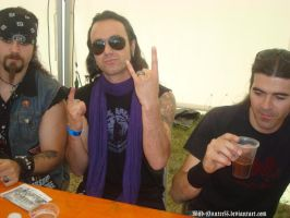 Moonspell Hellfest 09 - 2 by Wild-Huntress