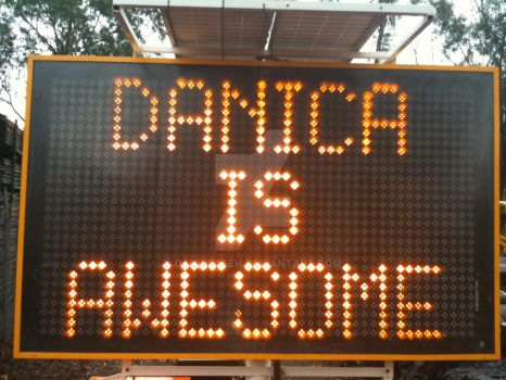 dA ID 6 - I is awesome by danineteen