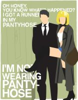 I'm Not Wearing Pantyhose by mikeoncley