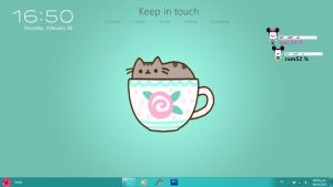 Skin Rainmeter Menu Panel by Swaty-Official