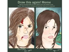 Before and After meme by AnnieCroft